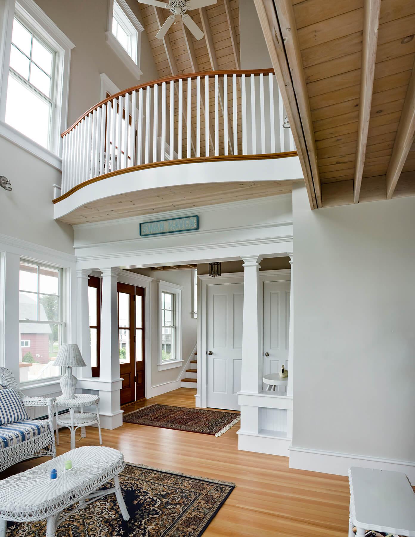 Interior Balconies Cooper Stairworks