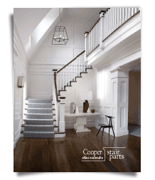 image of stairparts brochure