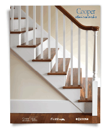 image of stock stairparts brochure